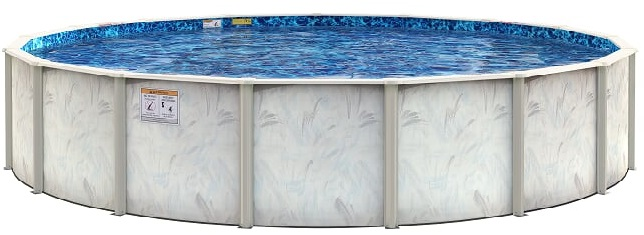 24 Foot Round Swimming Pool