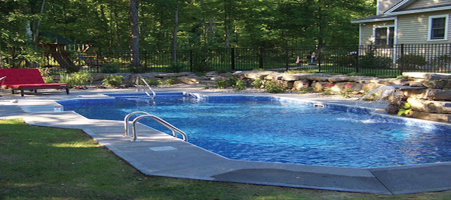 Custom Inground Pools