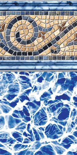 Hydra Inground Swimming Pools 18x36 20 Mil Inground