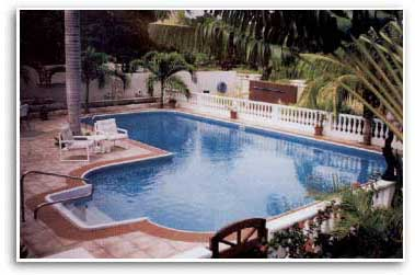 Hydra Inground Swimming Pools 20x40x50 True Ell